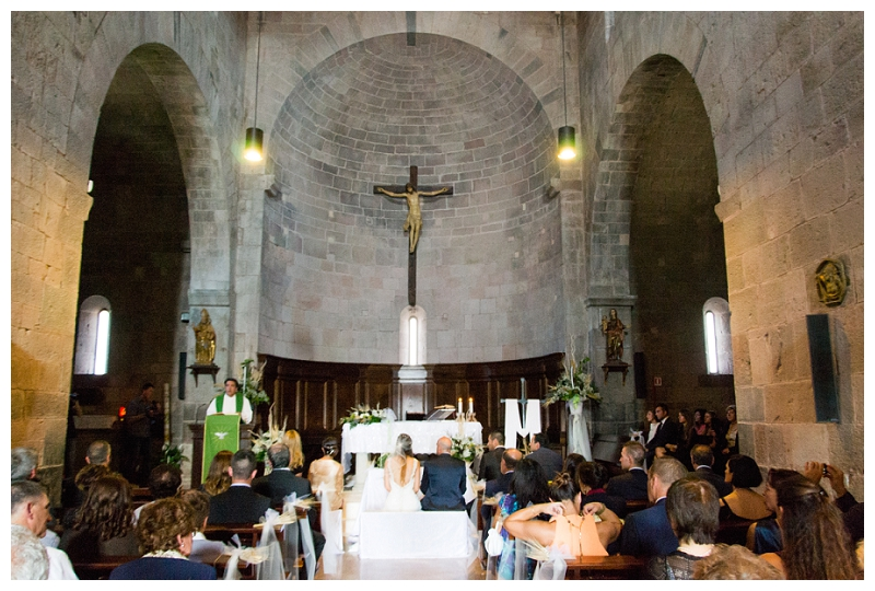 Matrimonio Chiesa San Nicola Ottana Nuoro
