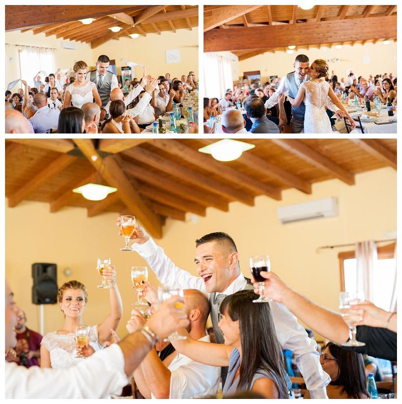 Matrimonio Villaggio turistico Luna Sorgente