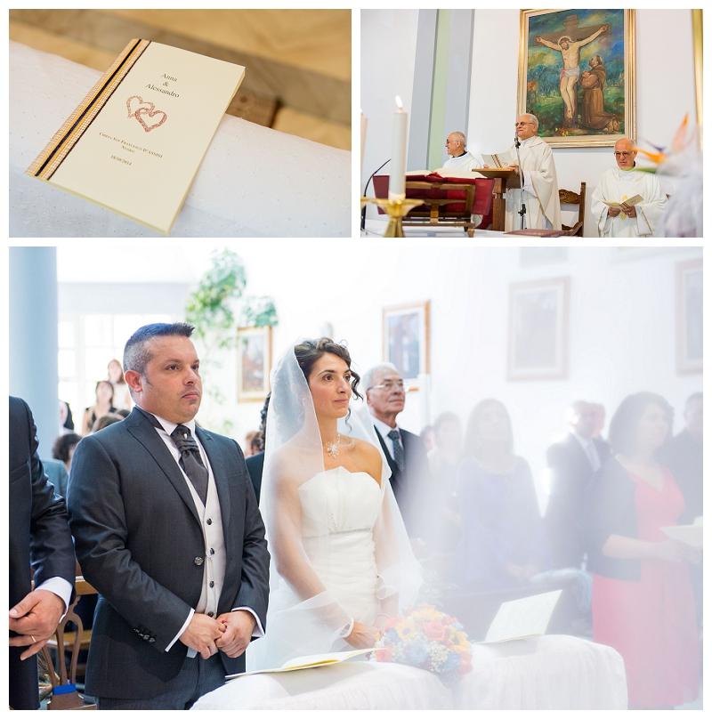 Matrimonio Parrocchia San Francesco Nuoro