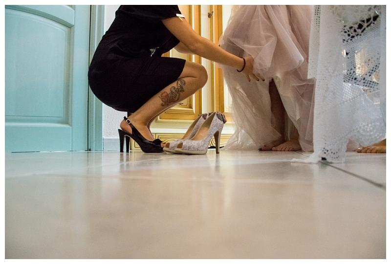 Scarpe sposa Olbia
