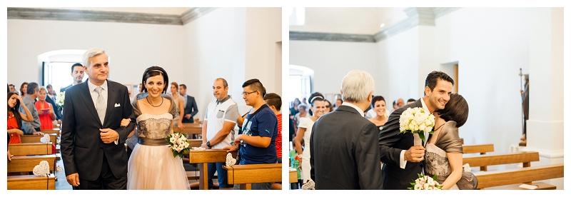 Reportage matrimonio Chiesa Santa Lucia