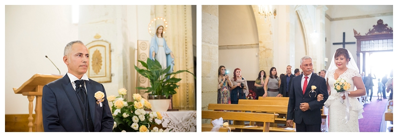 Matrimonio Parrocchia Beate Vergine delle grazie Masullas