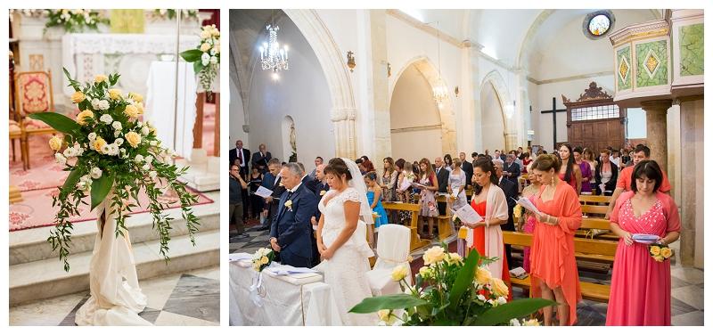 Foto matrimonio Parrocchia Beate Vergine delle grazie Masullas