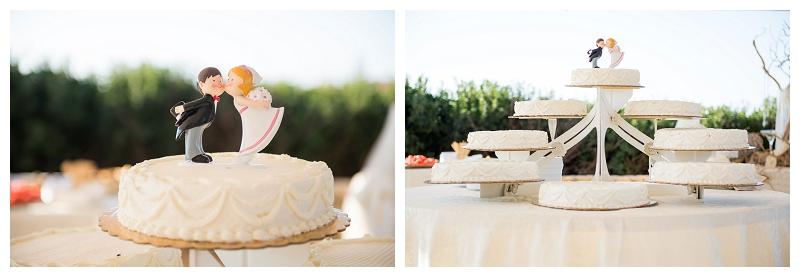 Torta nuziale Oristano