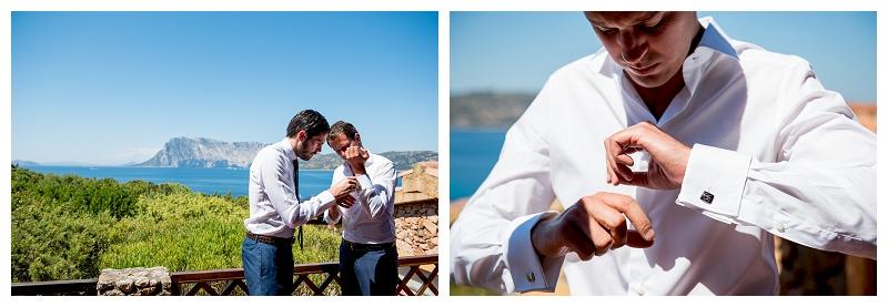 Fotografo matrimonio Capo Coda Cavallo Olbia