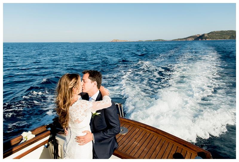 Matrimonio esclusivo Costa Smeralda