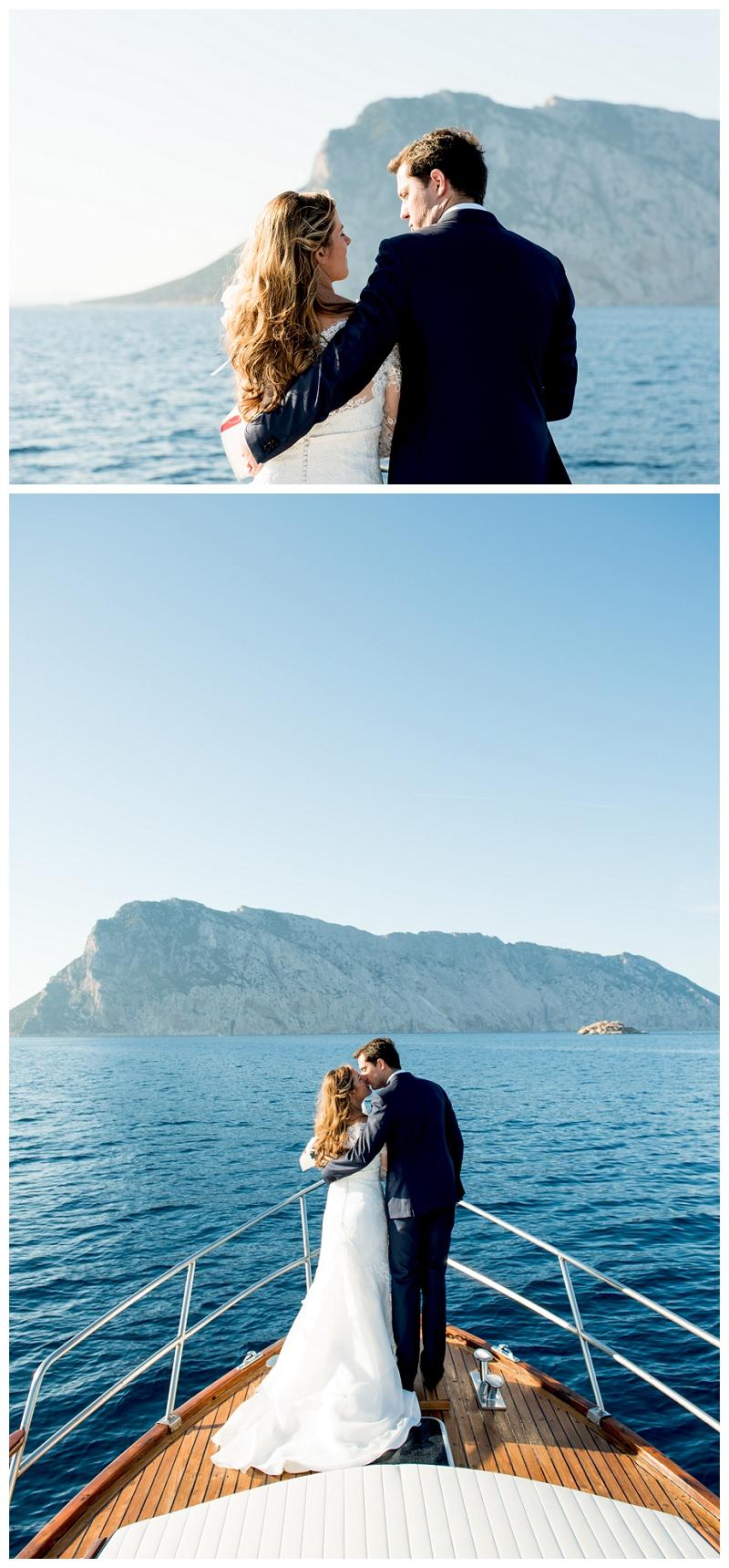 Fotografia matrimonio Isola Tavolara