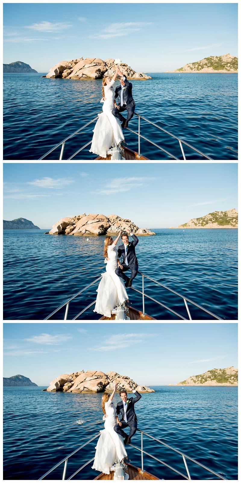 Matrimonio esclusivo Capo Coda Cavallo