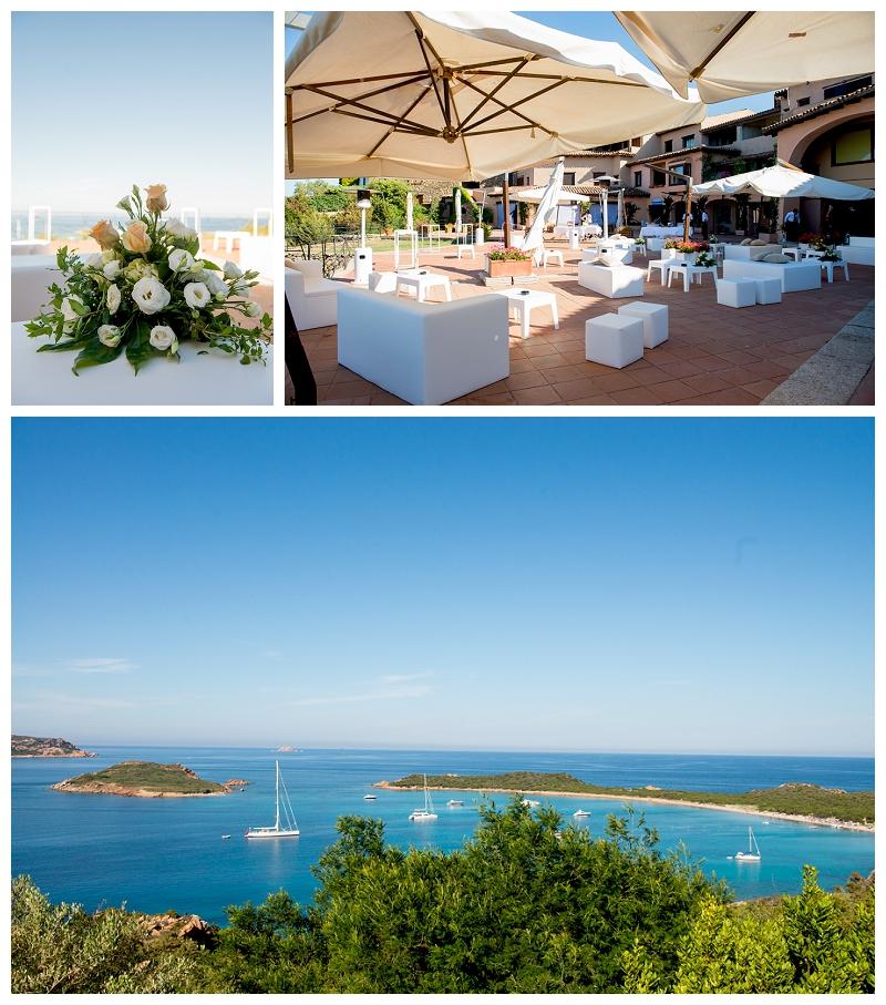 Location esclusiva Matrimoni Capo Coda Cavallo