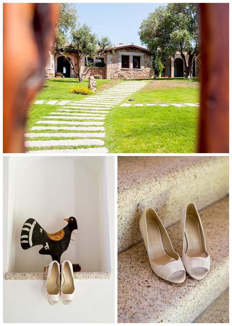Location esclusiva preparativi sposa Puntaldia