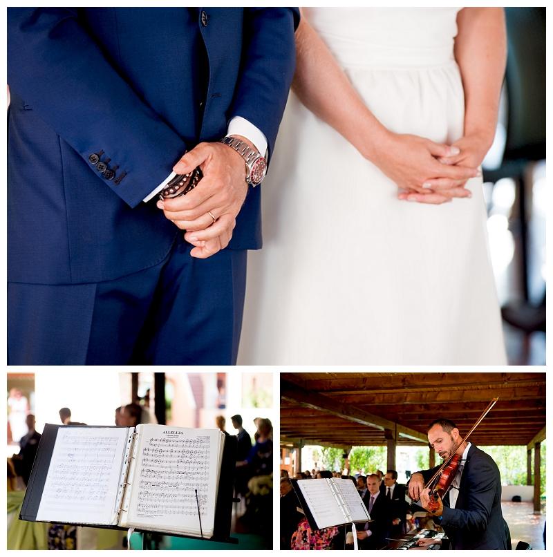 Dettagli matrimonio Puntaldia