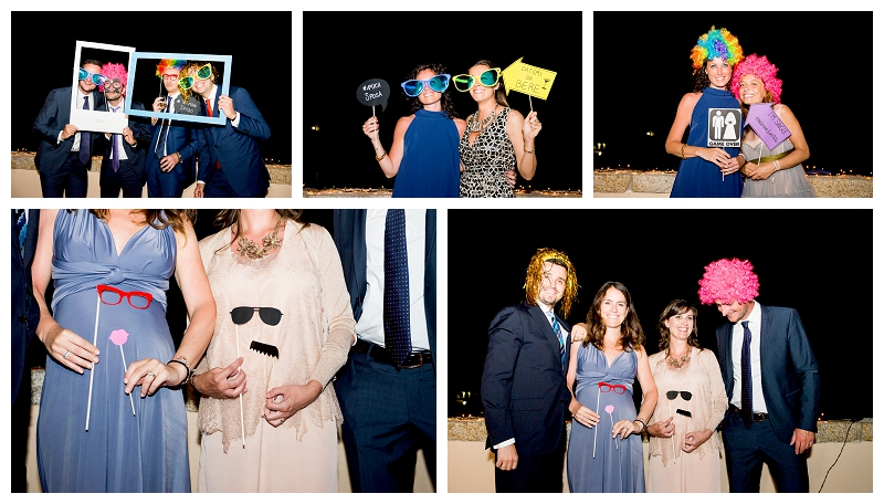 Photobooth matrimonio Sardegna