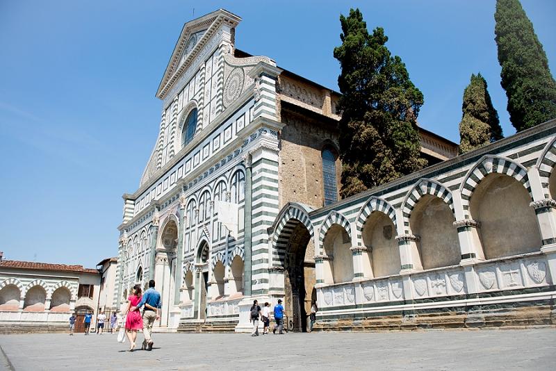 Santa Maria Novella Firenze Toscana