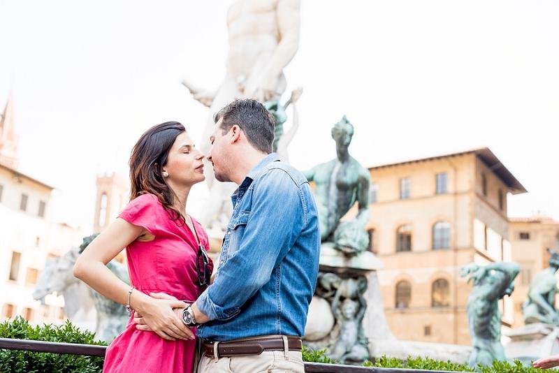 Fontana Nettuno Firenze Toscana