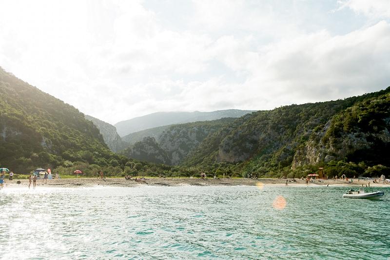 Matrimonio esclusivo Spiaggia Cala Luna Dorgali