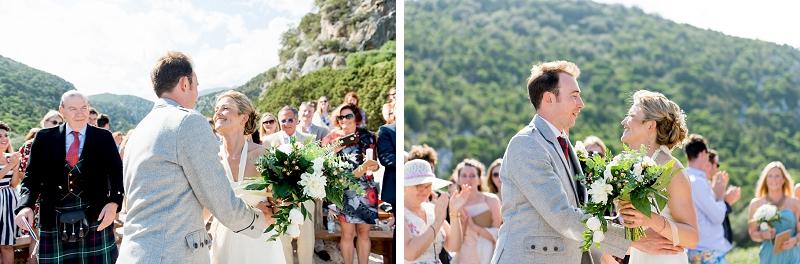Matrimonio spiaggia Cala Luna Nuoro