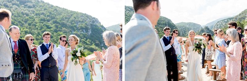 Fotografi Matrimonio esclusivo Cala Luna Dorgali