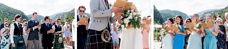 Reportage Matrimonio Cala Luna