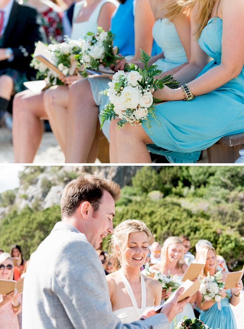 Fotografia matrimonio Dorgali