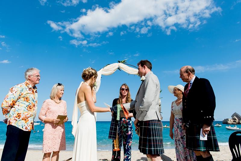 Sposarsi spiaggia Sardegna