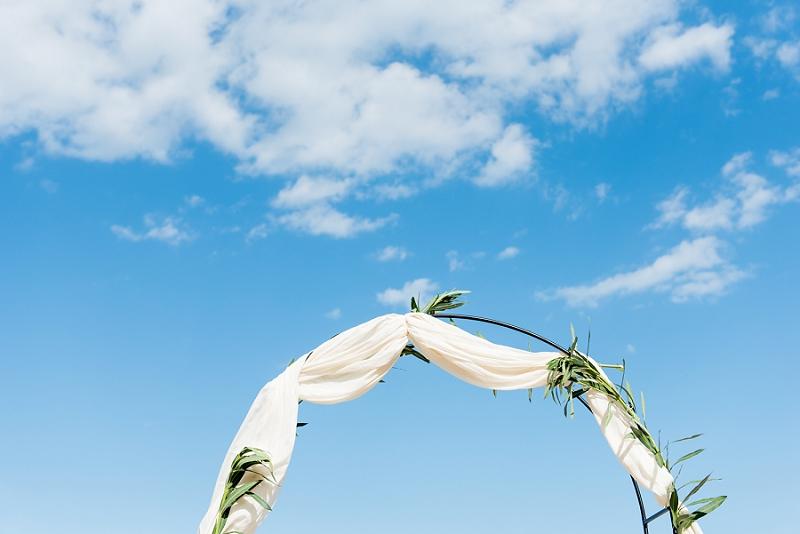Allestimento Matrimonio Spiaggia Sardegna