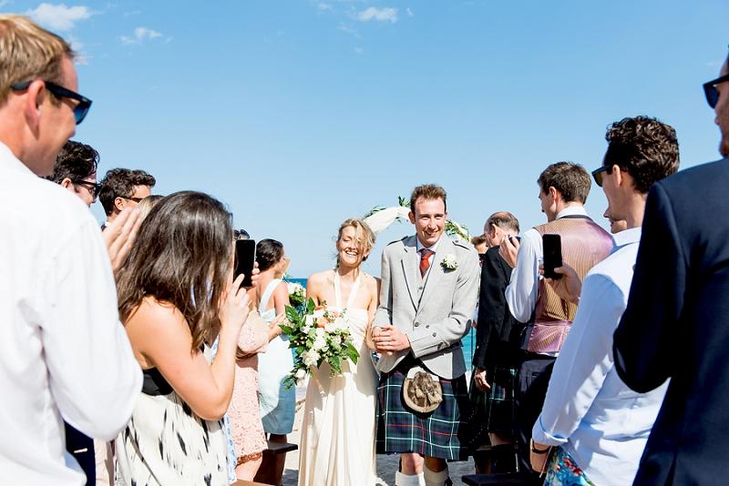 Matrimonio inglese Cala Luna Nuoro