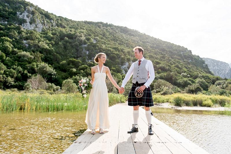 Foto matrimonio Spiaggia Cala Luna Dorgali
