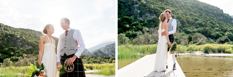 Foto matrimonio esclusivo Sardegna