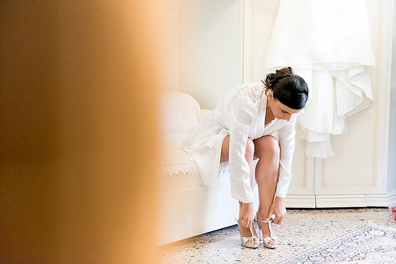 Preparativi sposa Sassari