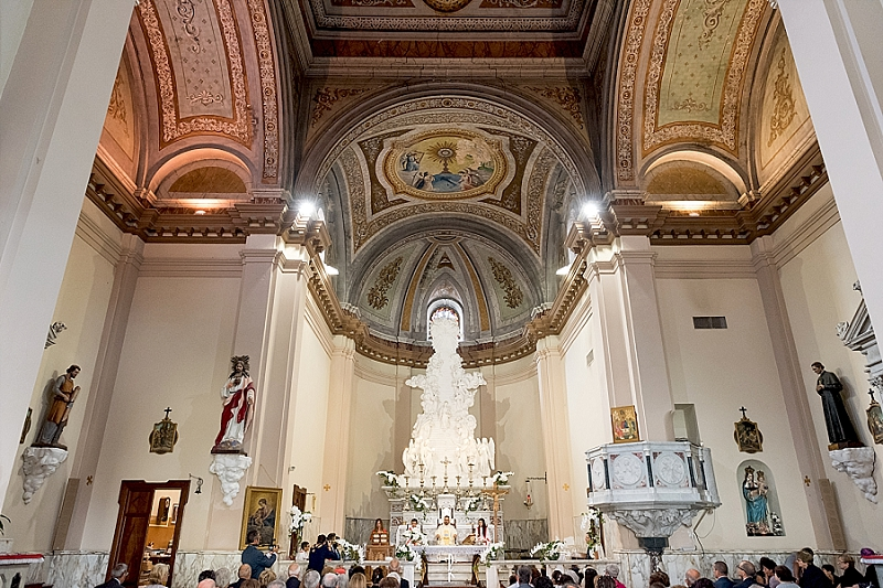 Chiesa Santa Lucia Ozieri