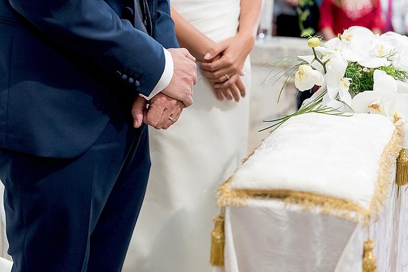 Dettaglio sposi Sassari
