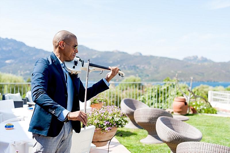 Musicista Costa Smeralda