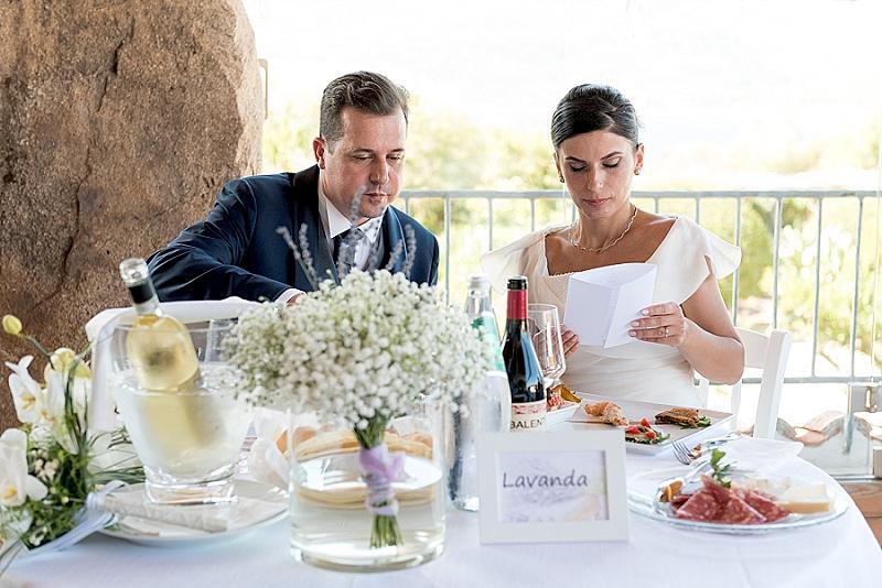 Ricevimento nozze Costa Smeralda