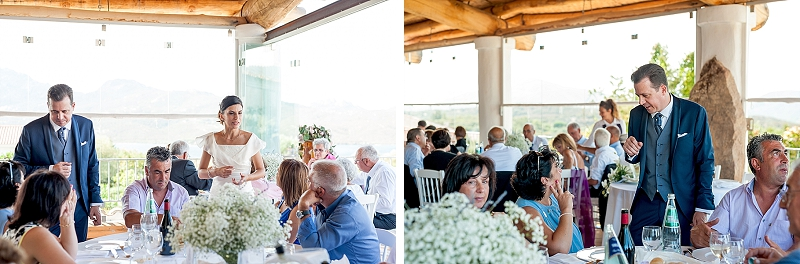 Fotografi matrimonio Porto Rotondo