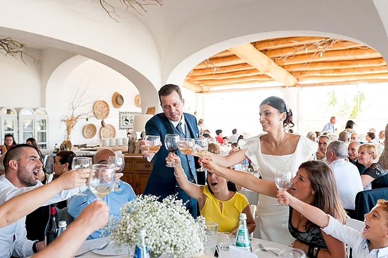 Ricevimento nozze Olbia