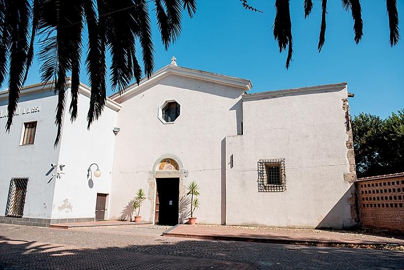 Chiesa cappuccini Oristano