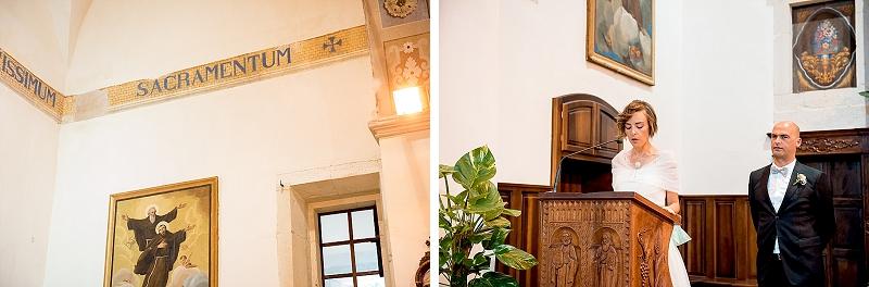 Matrimonio chiesa cappuccini Oristano