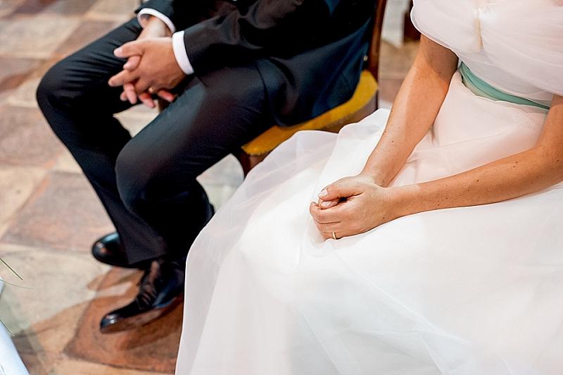 Dettaglio sposi Oristano