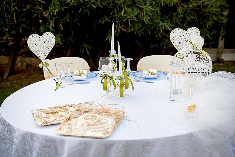 Allestimenti matrimonio Blanche Oristano