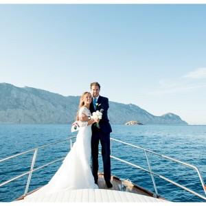 Fotografo Matrimonio Olbia - Capo Coda Cavallo - Alfredo & Barbara