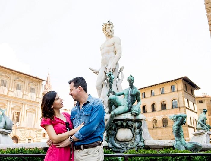 Servizio Pre Matrimoniale a Firenze - Toscana - Mirko & Paola